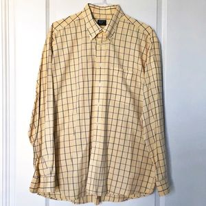 Gitman Bros USA Long Sleeve Plaid Shirt
